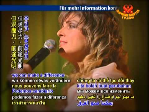 It's Time-Catherine Manna: Supreme Master Television 2nd Anniversary 2008
