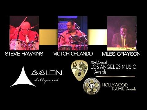 Stevie Hawkins Funk Set ft Victor Orlando - Miles Grayson