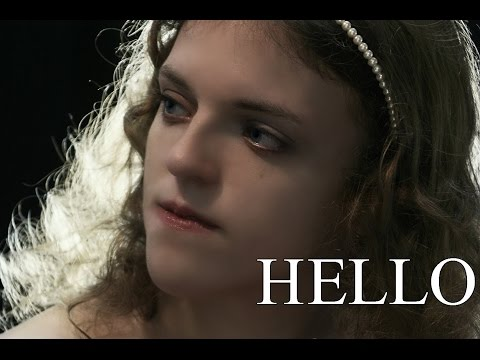 "Hello ""Aló"" ~ Adele (Spanish/Español rendition with Lyrics) by Anastasia Lee"