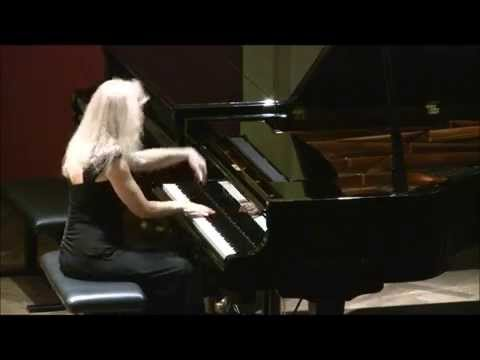 Sophia Agranovich - Chopin: Ballade No.3 in A-flat Major at Vienna Ehrbarsaal
