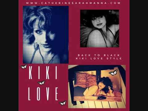 Back to Black Amy Winehouse cover Kiki love