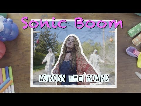 """SONIC BOOM"" by Across The Board 