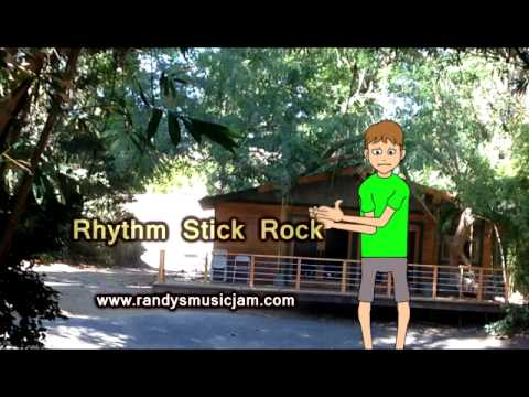 Rhythm Stick Rock