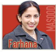 Farhana Masood