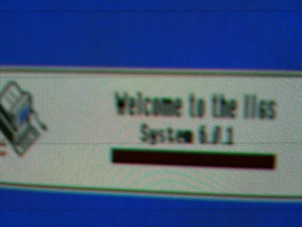 Welcome to the IIgs