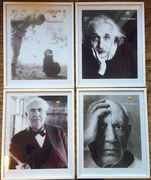 Think different posters framed