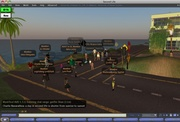 Celebrating University of Hawaii in Second Life