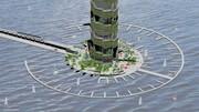 Vertical farming designs - Blake Kurasek Base-Chicago-COPYRIGHT2009