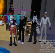 Second Life Halloween Party
