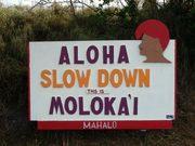 This is Moloka'i