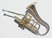 1980's DEG Sax Trumpet 1