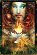 JESUS - by Ed Unitsky - 2008