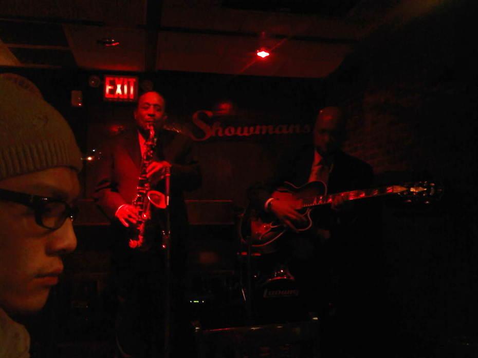 Lou Donaldson & Eric Johnson