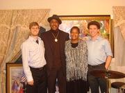 Linda Morgan, Ms Smoothahead Jazz & Jacques Lesure Trio