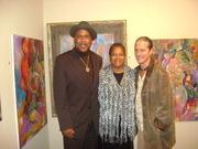 Linda Morgan, Ms Smoothahead Jazz & Jacques Lesure & Gerry Gibbs