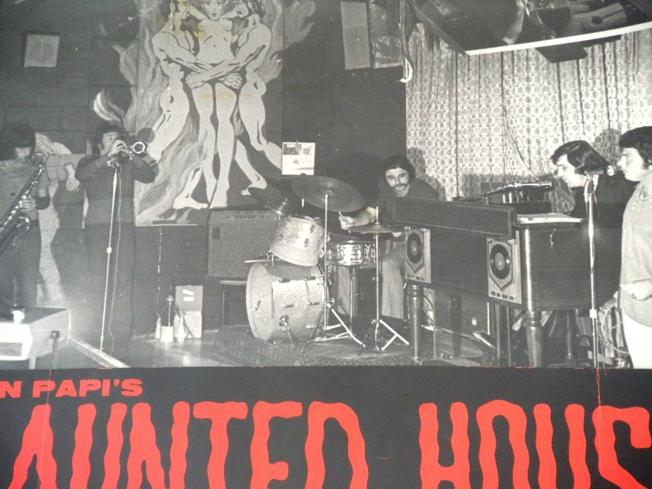 jp blues band 1970