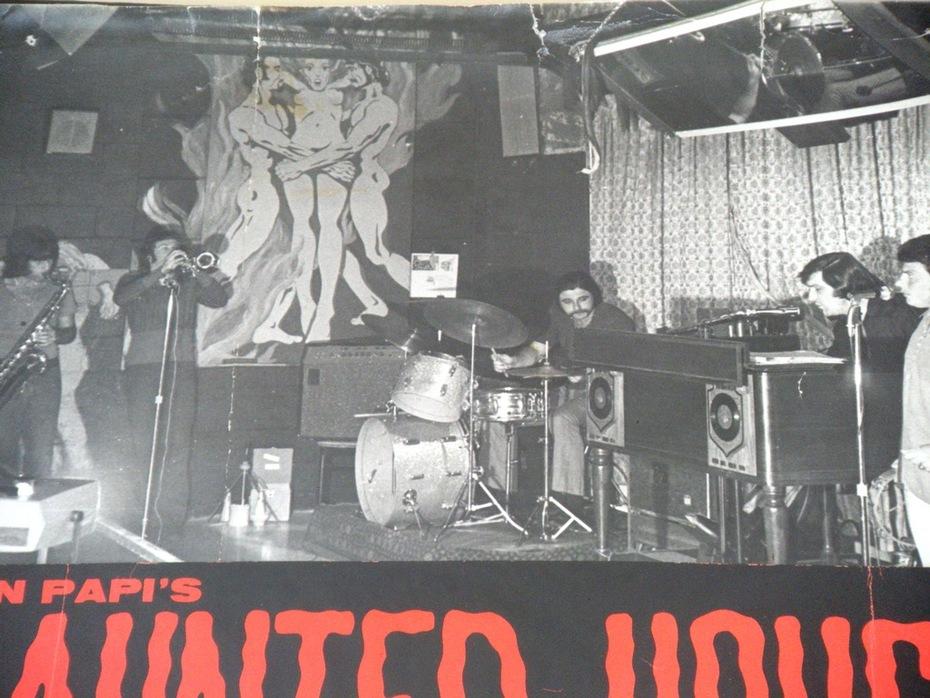 jp blues band 1971