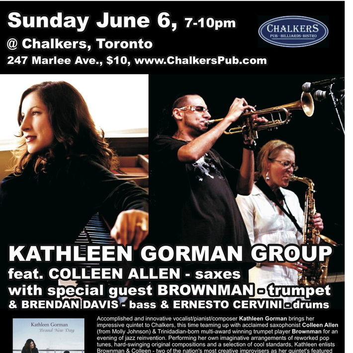 Kathleen Gorman Quintet