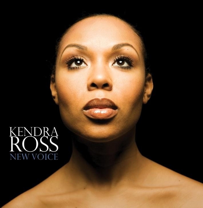 Kendra Ross New Voice Album Cover