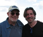 Mike with Clint DeGannon