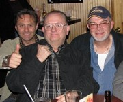 Dave Fields, Rusty Paul, Mike