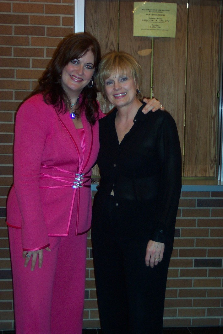 Ann Hampton Calloway & Donna Bailey