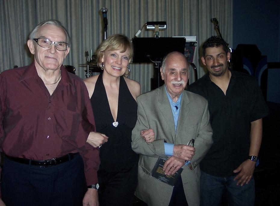 Gene Ludwig, Donna Bailey, Ron Anthony & Subha Das