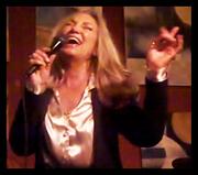 Jody Jaress performs at Cafe'  322, CA  2009