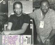 Stanley Clarke & Aubrey 1995 Rite of Strings Tour Press Agent