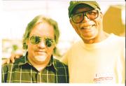 Drs. Kenan Foley & Neson Harrison at the AMICommunityFair
