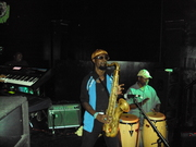 Supersax Roby Edwards and Steve Williams at AVA Lounge