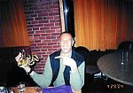 John Clayton, Jr. digs the trombetto
