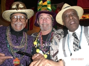 Doc, Gordon & Ernest