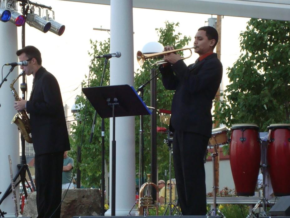Carlos Ortiz IV and Mark Jackovic