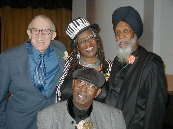 Gene, Trudy Pitts, Lonnie Smith & Jimmy McGriff-2005