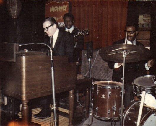 Gene at the Hurricane Lounge - Pittsburgh
