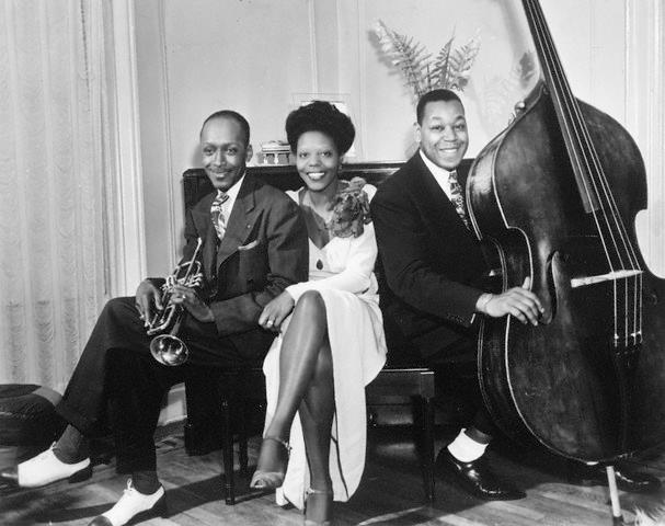 Mary Lou Williams Trio