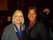 Michele and Sandra Dowe MCG Jazz Awards 2013