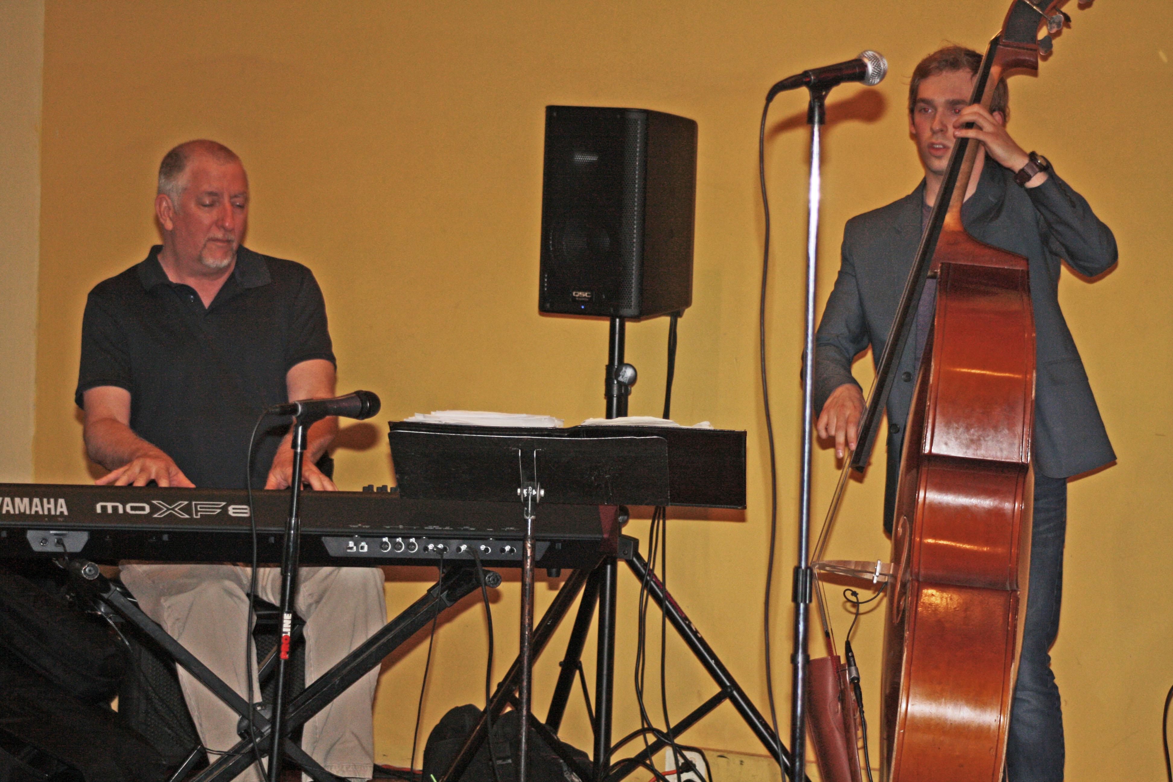 Roger Humphries, Sr., & the RH Factor Band.  April 17, 2014.
