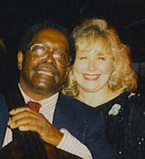 Ben Tucker and Michele Bensen