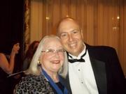 Michele Bensen with pianist, David Budway