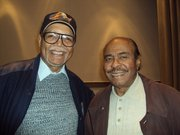Me and Benny Golson