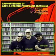 Radio Interview/Tony Adamo Mike Clark Gary James