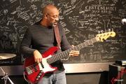 John Hall Jr. on Bass