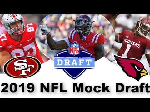 @2019 NFL Mock DraftLive
