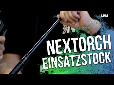 IWA 2019 - NEXTORCH Einsatzstock - Florian Lahner - Lowreadymedia
