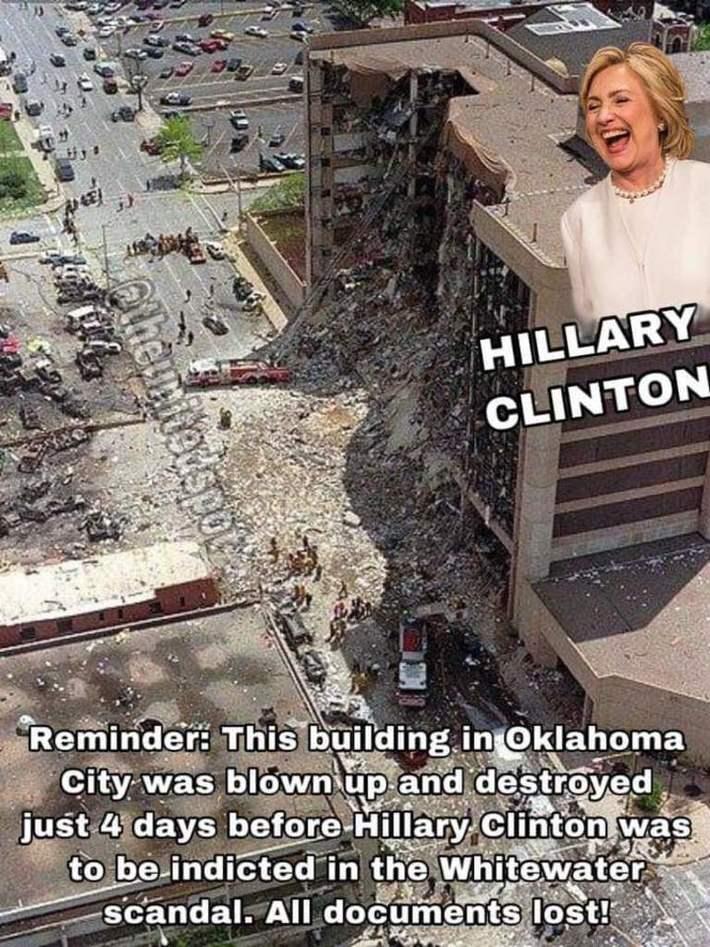 Oklahoma and Hitlery