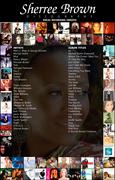 Sherree Brown Discography_Page_2