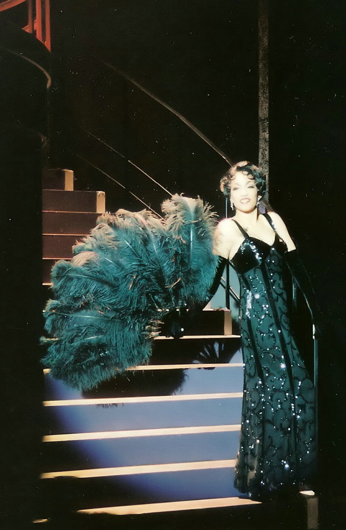 "Gabrielle Lee ""Jazzbo"" Blackbird of the 1920's"