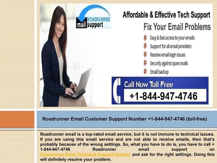 Get Expert's Support For Call +1-844-947-4746 Roadrunner Email Password Reset